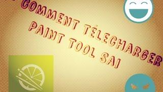 2# Comment télecharger Paint Tool Sai