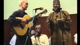 Rod Paterson and Danmaraya Jos Fusion Kano,