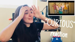 "Hayley Kiyoko ""Curious"" Reaction!"
