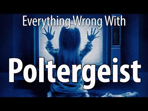 Everything Wrong With Poltergeist 1982