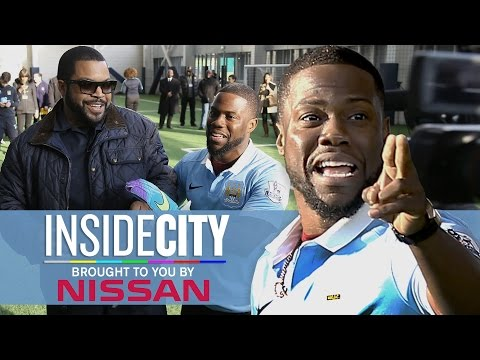 KEVIN HART & ICE CUBE PENALTY KICKS Inside City 178