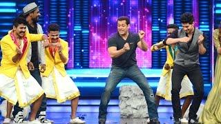 Pics Of Salman Khan Promoting HERO