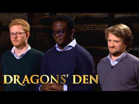 Entrepreneurs Reject FOUR Offers of £100 000 Dragons Den
