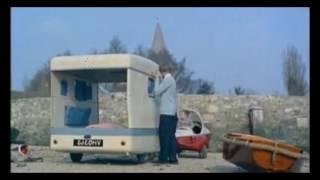Old British Film - Mobile Caravan