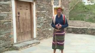 قرية رجال ألمع في ابها معلم تراثي زاخر