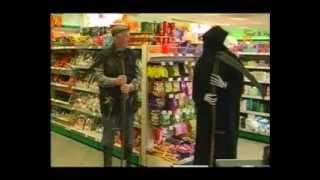 Grim reaper prank