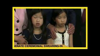 Disgusting videos show joe biden groping little girls…watch girls elbow biden to keep his hands off