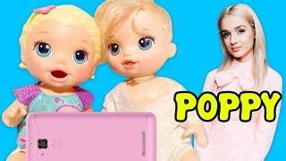 Baby Alive Oyuncak Bebekler Poppy İzliyor | Oyuncak Butiğim