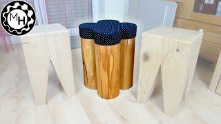 Making a stool