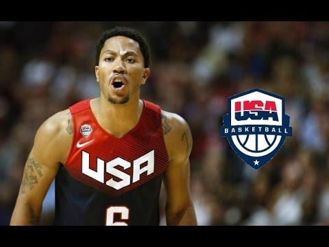 Team USA Full Highlights vs Brazil