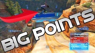 Skate 3 Xbox One: 58K AT MEGA-PARK!