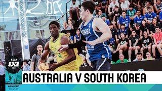 Australia v South Korea - Quarter-Finals - Men
