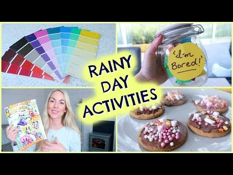 Xxx Mp4 10 RAINY DAY ACTIVITIES FOR KIDS HOW TO ENTERTAIN KIDS EMILY NORRIS Ad 3gp Sex