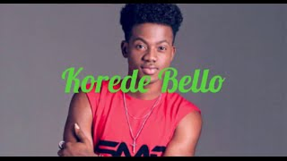 Korede Bello Ft Asa   Somebody Great Lyrics