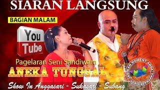 SIARAN LANGSUNG SANDIWARA ANEKA TUNGGAL PART 02 EDISI 06-12-2015 (COVER)