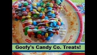 Goofy's Candy Co. Make Your Own Mickey Treats!