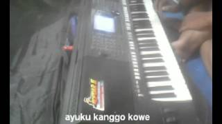 Aku Rapopo Julia Peres Karaoke Yamaha PSR S750