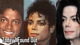 Why Michael Jackson's Skin Turned White as He Got Older