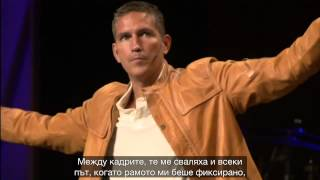 Джим Кавийцъл (Jim Caviezel) - Inspirational video bg