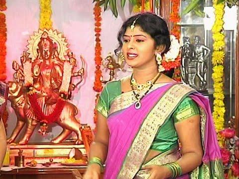 Dasara Special Ruchi Chudu with Serial Actress Swapna