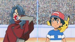 Pokemon Battle USUM: Ash Vs Tobias (Pokémon  League Rematch!)