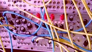 Modular Synth - Patch in Progress 16