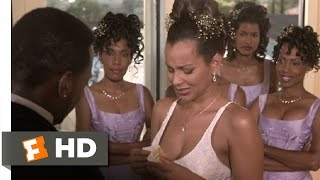 The Wood (8/9) Movie CLIP - The Wedding Is On (1999) HD