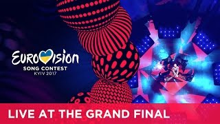 Ruslana - It's Magical - Interval Act at the Grand Final of the 2017 Eurovision Song Contest