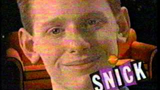 1994 - COMMERCIALS from Nickelodeon - PART 1 (SNICK)