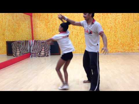 Dancing Duo Akash & Sonali