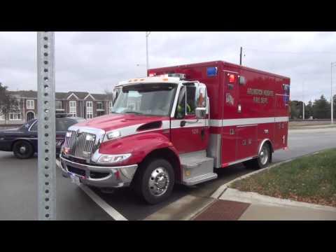 Northwest Central Dispatch System Spark Activates Fire Extinguishing System