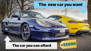 Awesome Affordable Cars: 986 Porsche Boxster S