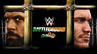WWE Battleground 2017 Live WWE 2K17 Tamil Gaming