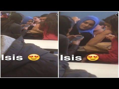 Muslim High School Student Called ISIS Member