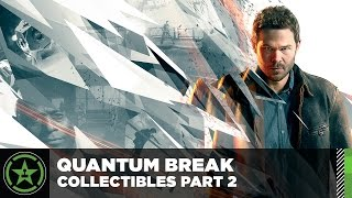 Quantum Break – All Collectibles Guide: Act 2