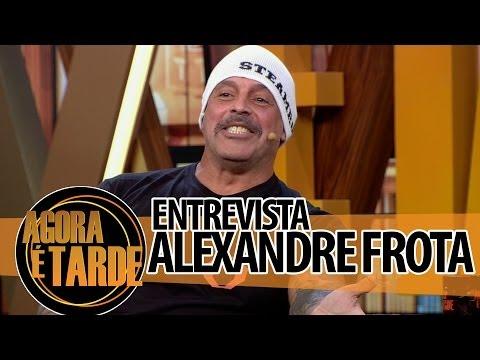Entrevistado de Hoje Alexandre Frota