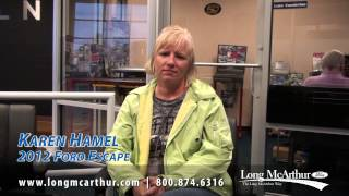2012 Ford Escape Customer Review | Long McArthur serving Salina, KS.