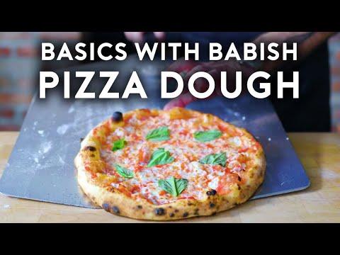 Pizza Dough Basics with Babish