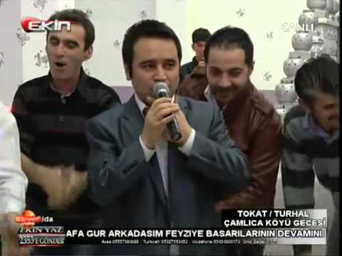 EKİN TV SERVET ŞAHİN TOKAT TURHAL ÇAMLICA KÖYÜ 2