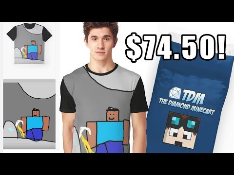 I bought the worst Minecraft merch I could find