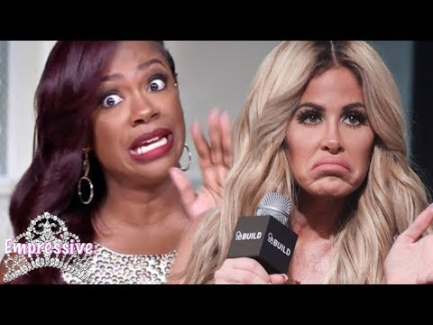Xxx Mp4 Kandi Burruss Goes Off On Kim Zolciak For Lying On Her I Never Wanted You 3gp Sex