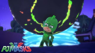 PJ Masks - Gekko and the Rock of All Power (Full Episode)