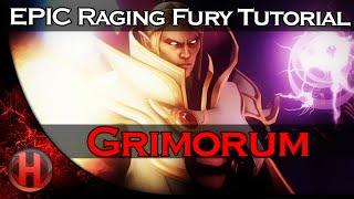 Dota 2 EPIC Raging Fury Combo Tutorial by Grimorum (7/7)