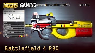 P90 Battlefield 4