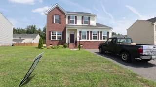 Modern Floorplan & HUGE Bonus Room Henrico Home for Sale $197K