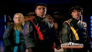 "Power Rangers Ninja Storm - The Chosen Power Rangers | Episode 1 ""Prelude to a Storm"""