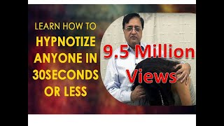 Hypnotize Anyone Easily in 30 Seconds or Less