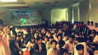 TSN MUSIC CLUB -WARNING Live in Christmas Day 2014 @ TSN Convention Hall