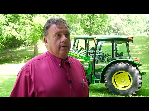 How to Buy a Used Midsized Tractor