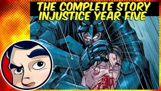 Injustice Year 5 PT3